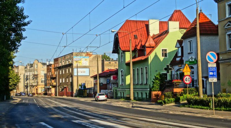 Ulica Nakielska w Bydgoszczy