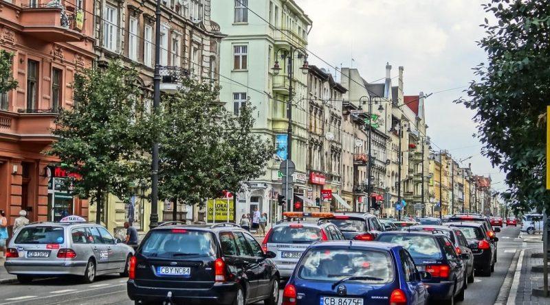 ulica Gdańska, Bydgoszcz